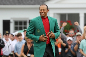 Trump says will award Tiger Woods the Presidential Medal of Freedom