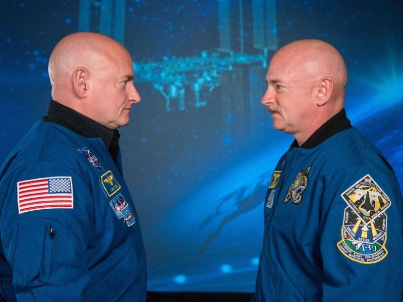 What NASA's twin study actually taught us about living in space