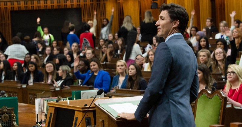 What's a Feminist Government? Canada, and Trudeau, Grapple With the Question