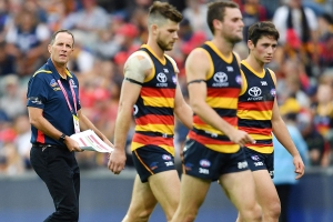 Wilson: Crows players losing faith in Don Pyke