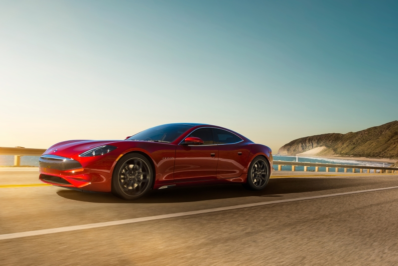 Second Chance Auto >> Auto Shows 2020 Karma Revero Gt Is A Rare Second Chance In The Auto