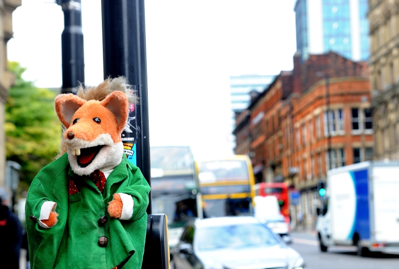 Basil Brush to stage 'adults-only' Edinburgh Festival Fringe show