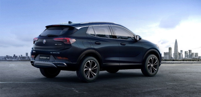 Auto Shows: Buick unveils 2020 Encore and Encore GX in Shanghai - PressFrom - US