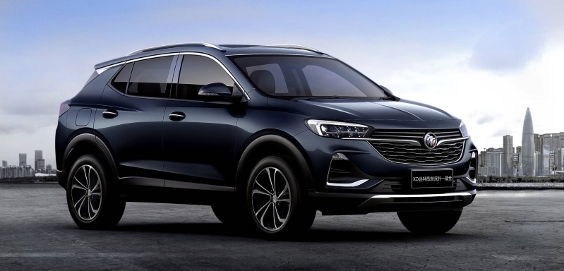 Buick unveils 2020 Encore and Encore GX in Shanghai