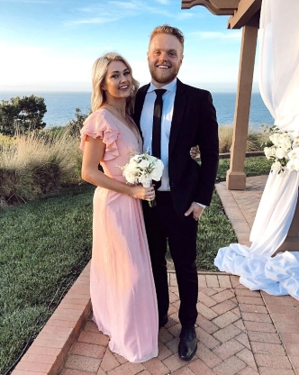 Lindsay Arnold Wedding.Entertainment Exchanging Vows Inside Dwts Pros Val And Jenna S