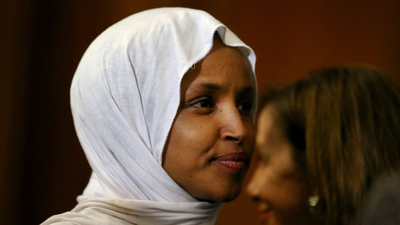 Ilhan Omar's Deeply American Message