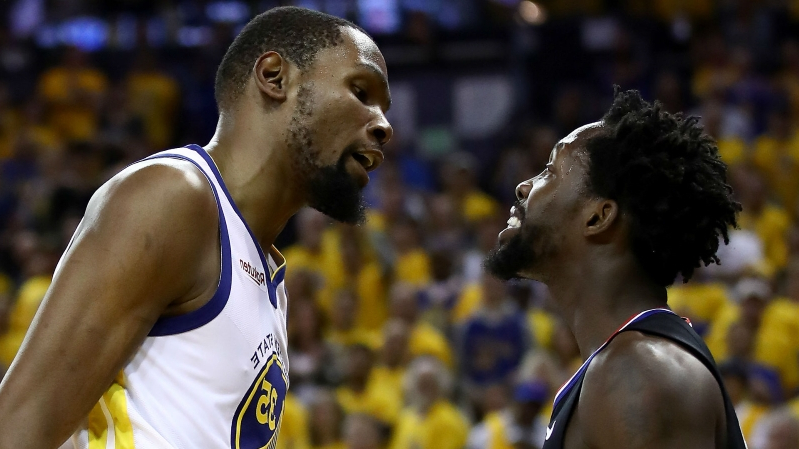NBA playoffs 2019: Kevin Durant explains how he'll prevent Patrick Beverley from getting into his head