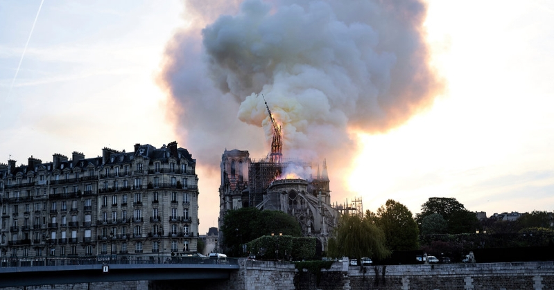 Notre-Dame: Revered Artwork and Relics Threatened by Blaze
