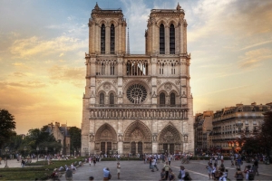 Paris's Notre Dame Cathedral Before the Fire: An Unforgettable History in Photos
