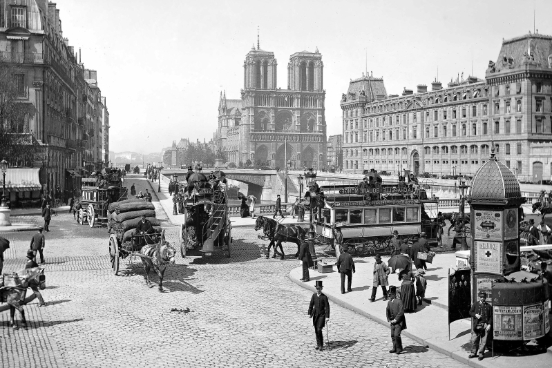 Pictures of Notre-Dame Before the Fire: A Cathedral That Defined a City