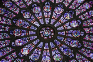 Rose windows of Notre Dame are safe but fate of other treasures is unclear