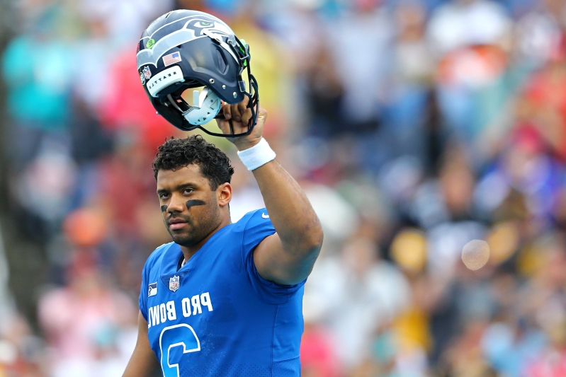 Russell Wilson tweets he has new deal with Seattle Seahawks