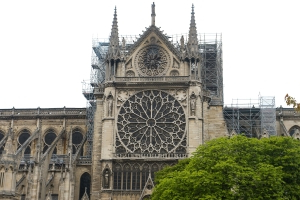 What You Can Do To Help Rebuild the Cathedral of Notre Dame