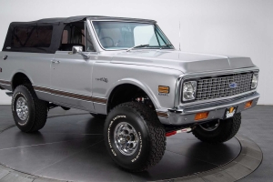 1973 Blazer Convertible Represents Rising Classic Of Collectibles