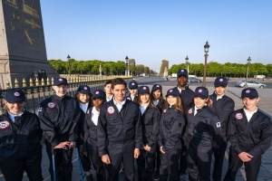 Exclusif : voici l'uniforme du Service national universel