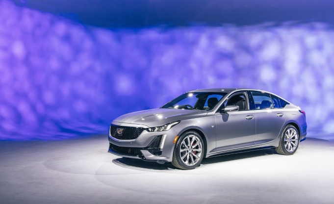 Auto Shows The 2020 Cadillac Ct5 Tries To Do What The Ats And Cts