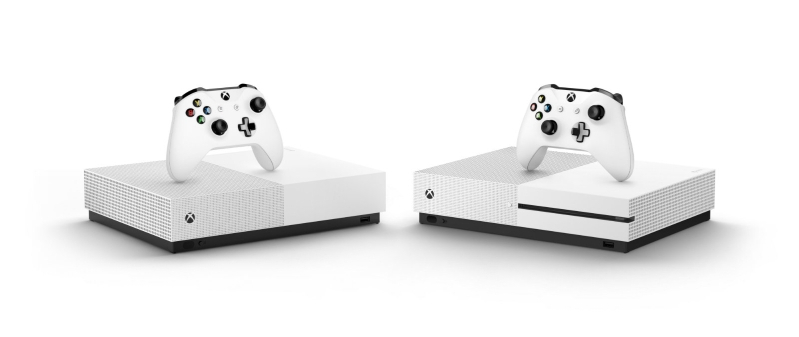 Tech & Science : The disc-free Xbox One S hits stores on May 7th for