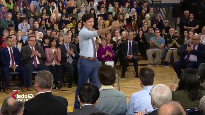 Trudeau says Canadians among the few who still feel positively about immigration. How true is this?
