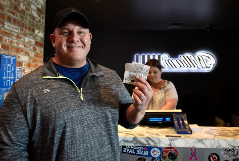Who is James Adducci, the $1.2 million winner who bet on Tiger Woods?