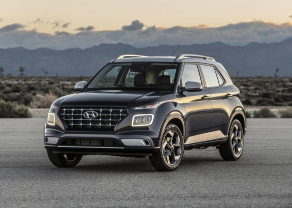 2020 Hyundai Venue is a small SUV with big appeal