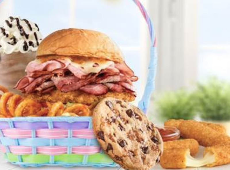Arby's Is Offering a $10 Easter Feast at Select Restaurants