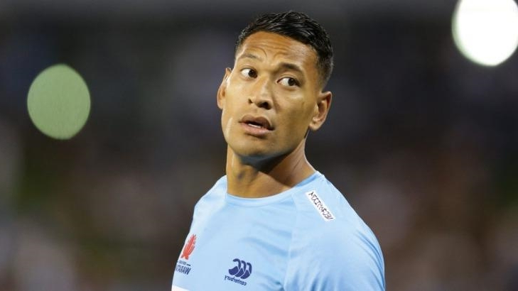 177ab093855 Sport  Comment  Rugby s case against Folau is a legal and moral ...