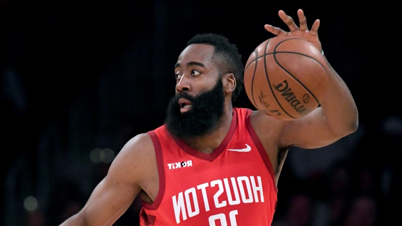3c79d88fc95 Sport  NBA playoffs 2019  James Harden sees Rockets peaking