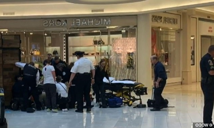 'Thank you for showing us there is so much good': Family of five-year-old boy thrown from Mall of America balcony say he is making 'small steps towards the healing process' as fundraiser hits $766,000