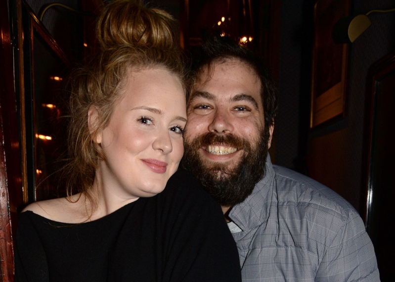 Adele and Husband Simon Konecki Split After 2 Years of Marriage