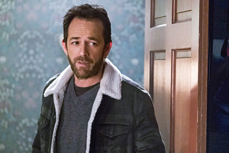 How Luke Perry fought for his role on Riverdale