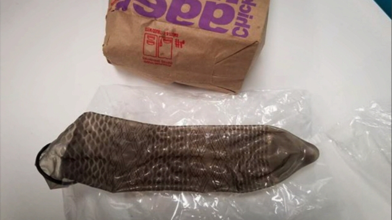 Parents fury as toddler 'sucks on' condom found at Perth McDonald's