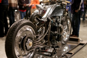 Custom Motorcycles Of The 2019 Handbuilt Motorcycle Show