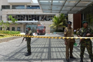 How world leaders reacted to deadly Easter Sunday attacks on churches in Sri Lanka