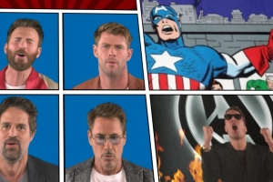 Avengers: Endgame stars sing Marvel-themed 'We Didn't Start the Fire' with Jimmy Fallon