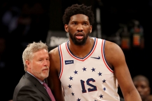 Brown: 76ers must walk 'very straight line' to clinch series in Game 5