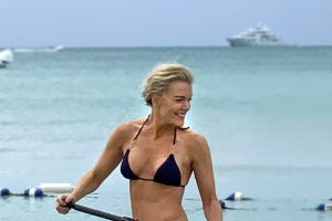 Egg Hunts on the Beach! Megyn Kelly Celebrated Easter in the Bahamas with Her Family