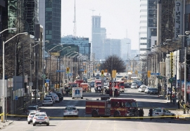 Looking back at the Toronto van attack: How 7 minutes changed the city