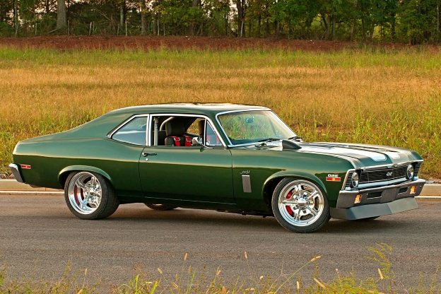 LT4-Powered 1970 Chevy Nova Pro Touring Street Machine