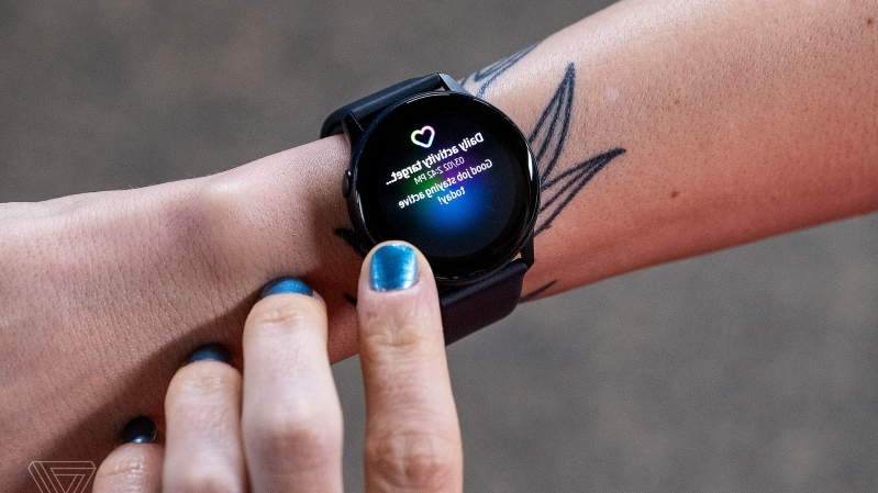 Tech & Science : Samsung's Galaxy Wearable app has been having sign