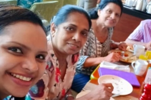 Shantha Mayadunne, TV chef, killed in Sri Lanka attacks just minutes after Easter breakfast selfie