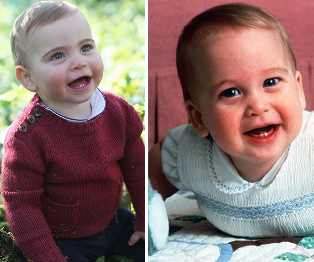 Entertainment: Who does Prince Louis look like? - PressFrom - Australia