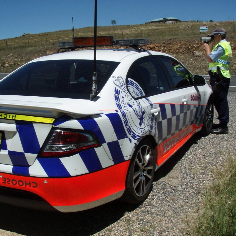 Australia: Woman given 28 demerit points in single NSW police stop