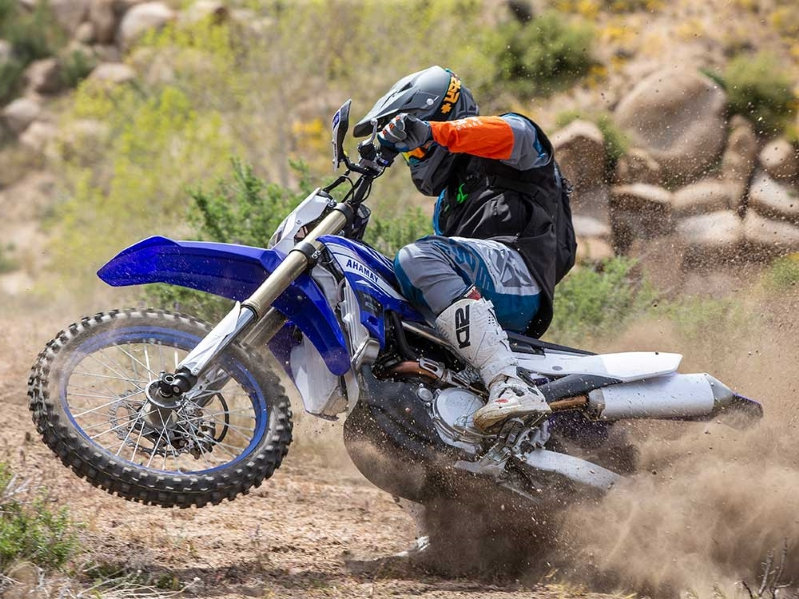 2019 Yamaha WR450F First Ride Review