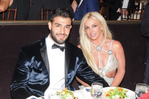 Britney Spears' boyfriend says she's 'doing amazing' in treatment