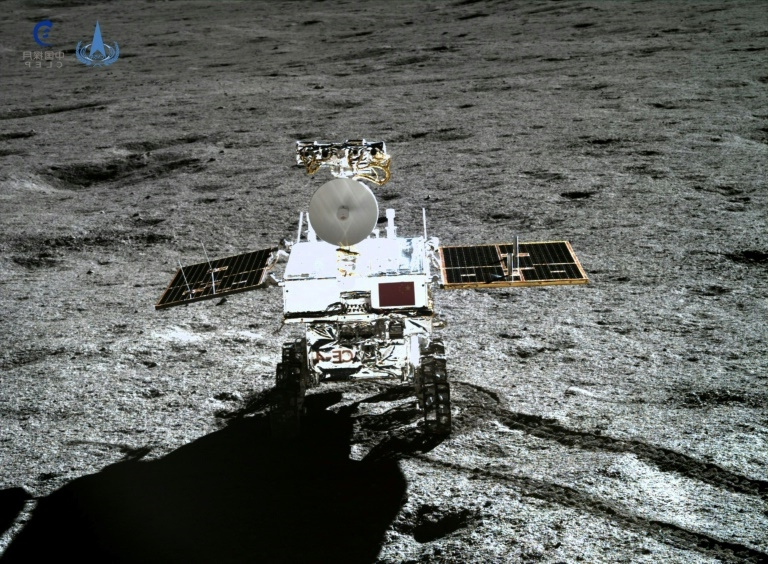 China to build moon station in 'about 10 years'