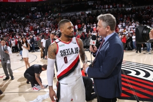 Damian Lillard Is the Best Story of the NBA Playoffs