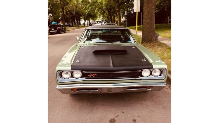 Reviews Find Of The Week 1969 Dodge Coronet Rt Six Pack
