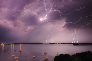 Most powerful electrical storm on record detected