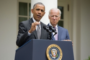 Obama staying on the sidelines as Biden gets ready to launch 2020 campaign