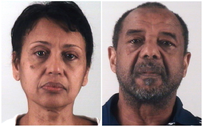 Image result for images of Texas couple sentenced for enslaving 16 year west african girl